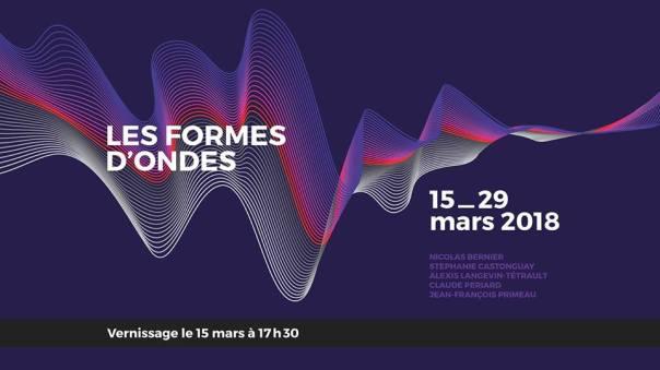 Expo UdeM Les formes d'ondes