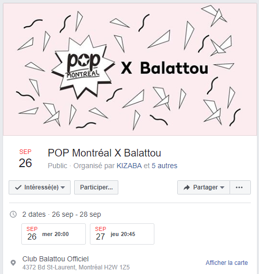 pop mtl fb event